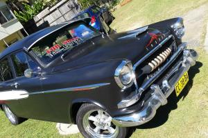 Holden 1958 Black Betty Photo