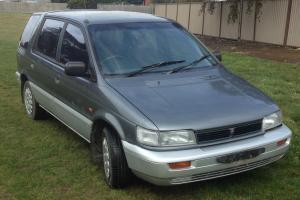 Mitsubishi Nimbus 1993 4D Wagon Automatic 2 4L Multi Point F INJ Seats in VIC