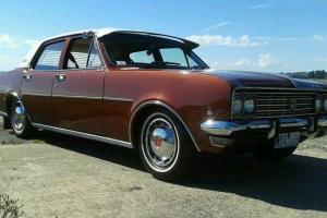 1971 HG Holden