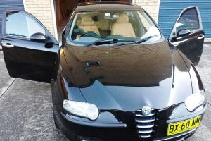 Alfa Romeo 147 2 0 Twin Spark 2004 5D Hatchback Manual 2L Multi Point in NSW