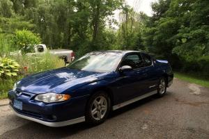 Chevrolet : Monte Carlo SS