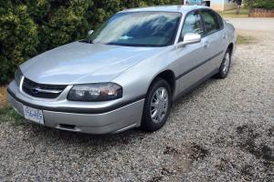 Chevrolet : Impala Four door sedan
