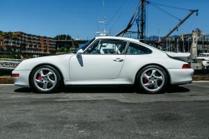 Porsche : 911 Twin Turbo