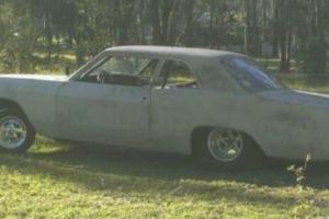 65 Chevrolet Biscayne