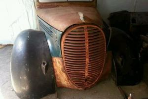 1938 Ford Pickup Beerbarrel in NSW
