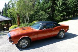 Chevrolet : Camaro SS