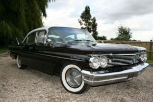 Pontiac Catalina Sedan. Rare,Beautiful,Show Winning, Restored Example
