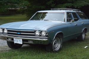 Chevrolet : Chevelle