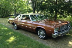 Plymouth : Fury Coupe