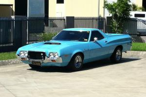 Ford Ranchero 1972 Grand Torino Front in QLD