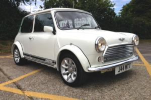 1992 Rover Mini Cooper. 1275. Awesome looks, many extras & fully rebuilt.