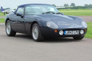 1992 J TVR GRIFFITH 4.0 5D