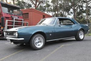 1967 Chevrolet Camaro 350 V8 4 SPD NOT A Chevelle Mustang Belair in VIC