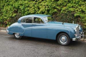 Jaguar Mk 9 Sports Saloon 1961