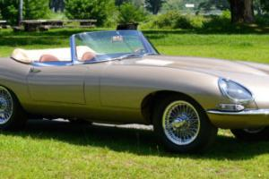 1964 Jaguar E type Series 1 3.8 roadster LHD Photo