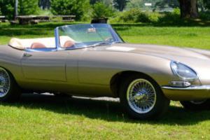 1964 Jaguar E type Series 1 3.8 roadster LHD