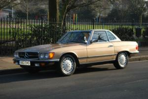 Mercedes-Benz 280 Automatic 1984 Photo