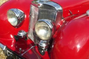 1946 Triumph 1800 (1776cc) Roadster Prototype no.33 of 50 Photo
