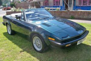 1981 Triumph TR7/8