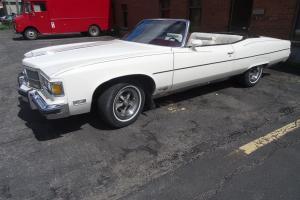 Pontiac : Other Brougham Convertible 2-Door