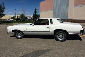 Chevrolet : Monte Carlo Landau Coupe 2-Door