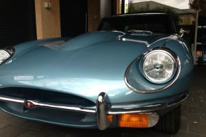 Jaguar XKE 1969 Series 11 Photo