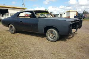 VJ Valiant 2 Door Hardtop Restoration Project in QLD