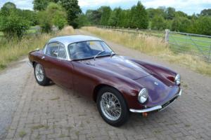 1962 Lotus Elite S2