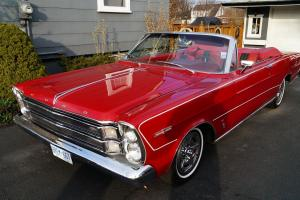 Ford : Galaxie 7 Litre