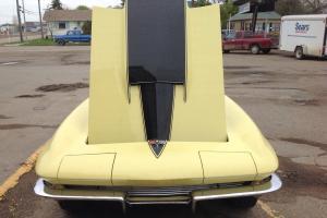 Chevrolet : Corvette Stingray