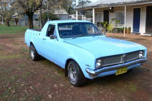 Holden HG UTE 1971 in NSW