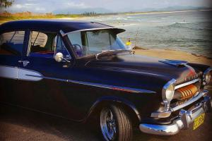 Holden 1958 Black Betty