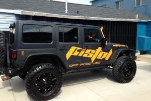 Jeep : Wrangler Sahara
