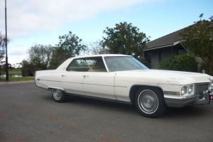 Cadillac 4 DR Hardtop Deville