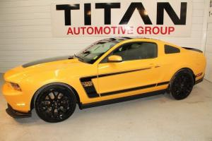 Ford : Mustang Boss 302 Coupe 2-Door