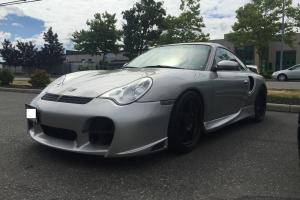Porsche : 911 TECHART