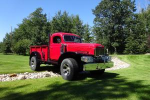 Dodge : Power Wagon Pick up truck