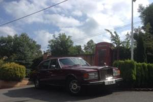 ROLLS ROYCE Silver Spirit 2 75,000 Miles FSH Well Know Club Car