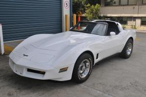 1980 Chevrolet Corvette C 3 350 V8 4 SPD NOT A Camaro Mustang Belair in VIC