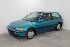 Honda : Civic SI