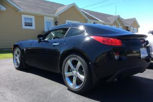 Pontiac : Solstice GXP Turbo Coupe
