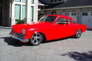 Studebaker : Comander 2 Dr. 'Low Boy""