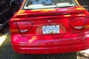 Oldsmobile : Alero Sedan