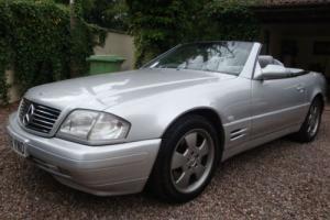 Mercedes-Benz SL280 V6 auto R129 1998 S REG