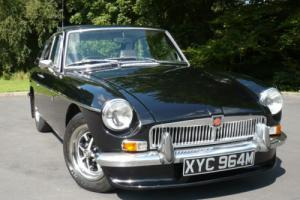 1973 MGB GT 4 Speed Manual 3 Door