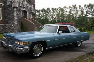 Cadillac : DeVille Base Coupe 2-Door