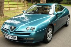 1998 Alfa Romeo GTV (3L, V6)