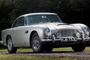1965 Aston Martin DB5 Photo