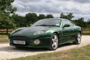 1999 Aston Martin DB7 Vantage Coupé Photo