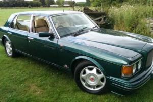 1997 Bentley Turbo RT (Long wheelbase)